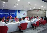 Thu nhập bình quân nhân viên Viet Capital Bank bị giảm dù lợi nhuận 9 tháng tăng 63%
