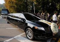 Gia quyến tiễn đưa cố Chủ tịch Samsung Lee Kun Hee