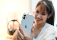 Doanh số iPhone quý III giảm mạnh