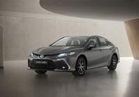 Toyota Camry Hybrid đời 2021 được ra mắt tại châu Âu