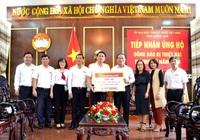 Agribank tiếp tục ủng hộ tỉnh Quảng Nam 5 tỷ đồng khắc phục hậu quả do bão lũ