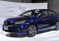Honda City e: HEV ra mắt - mẫu hybrid giá chỉ từ 27.700 USD