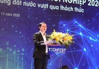 Bộ trưởng KH&CN Huỳnh Thành Đạt: 2 startup Việt Nam được định giá trên 1 tỷ USD