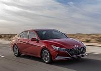Hyundai Elantra 2021 sắp ra mắt, giá dự kiến từ 579 triệu đồng