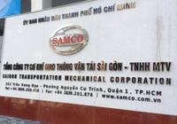 Samco - ông lớn ngành vận tải Tp. HCM làm ăn thế nào trước cổ phần hóa?