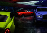 Rolls-Royce Black Badge phiên bản Neon Nights có gì đặc biệt?