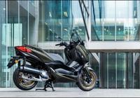 Yamaha XMAX 125 Tech MAX 2020 sở hữu thiết kế hầm hố cùng mức giá dễ chịu