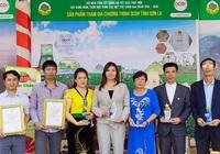 3 sản phẩm OCOP tiêu biểu của Sơn La được vinh danh