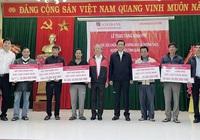 Agribank: Tiểu ban Chỉ đạo chương trình PTTN khu vực ĐBSCL hỗ trợ đồng bào chịu ảnh hưởng bão, lũ tại Quảng Bình, Quảng Nam