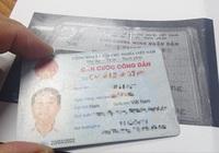 3 độ tuổi bắt buộc phải đổi thẻ Căn cước công dân