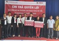 Quảng Nam: Bảo hiểm Agribank chi trả 612 triệu đồng bảo hiểm Bảo an tín dụng cho khách hàng
