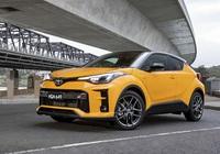 Toyota C-HR GR Sport 2021 - mẫu hybrid đậm chất thể thao