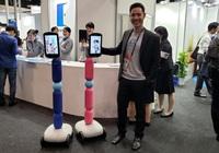 Startup Việt ở thung lũng Silicon chế tạo robot chăm sóc bệnh nhân Covid-19