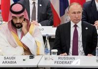"""Căng thẳng Nga - Saudi Arabia leo thang đẩy giá dầu đến """"miệng núi lửa"""""""