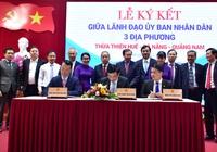 Ba tỉnh thành miền Trung liên kết phục hồi và phát triển du lịch bền vững