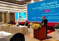 """Ông Nguyễn Văn Thân: Ở """"sân chơi"""" lớn như EU, doanh nghiệp chỉ nỗ lực thôi chưa đủ"""