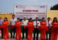 Agribank Lý Sơn đồng hành cùng phát triển biển đảo, góp phần tích cực công tác an sinh xã hội
