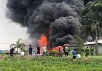Phó Thủ tướng Trương Hòa Bình yêu cầu Hà Nội khẩn trương làm rõ nguyên nhân cháy kho hóa chất