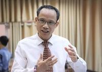 TS. Cấn Văn Lực: 'Lạm phát không đáng lo, người dân không có nhu cầu vay tiền mới đáng lo'