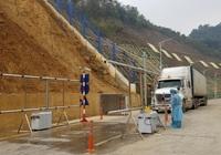 Trung Quốc siết chặt kiểm soát y tế các lái xe chở hàng xuất khẩu từ Việt Nam