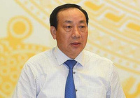 Bộ Công an khởi tố, bắt tạm giam cựu Thứ trưởng Bộ GTVT Nguyễn Hồng Trường