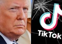 """Trump sắp công bố """"phán quyết"""" cuối cùng về số phận TikTok"""