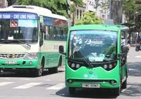 Bác đề xuất mở 6 tuyến buýt mini ở TP HCM