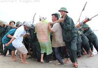 Đà Nẵng kêu gọi tàu thuyền khẩn trương vào bờ, chằng chống công trình vì bão số 5