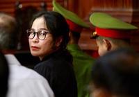 Bà Thúy khóc nghẹn tiếp tục phủ nhận mối quan hệ với ông Nguyễn Thành Tài