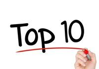 Top 10 cổ phiếu tăng/giảm mạnh nhất tuần: Nhóm cổ phiếu thép nổi bật