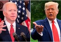 Biden công bố tờ khai thuế ngay trước phiên tranh luận trực tiếp: đòn hạ bệ Trump