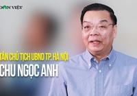 Ông Chu Ngọc Anh trở thành tân Chủ tịch UBND TP.Hà Nội với 100% số phiếu