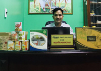 Từ học sinh cá biệt, ông chủ 8x tha thiết mang hình ảnh hạt điều Việt ra thế giới