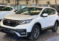 Honda CR-V giảm 80 triệu đồng, có nên xuống tiền sở hữu?