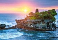 Tanah Lot - ngôi đền nổi xinh đẹp ở Bali luôn tấp nập du khách viếng thăm
