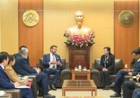 Thái Nguyên: Tập đoàn Capital United (Mỹ) nghiên cứu đầu tư dự án Trung tâm công nghệ và công nghiệp hơn 9.000 tỷ đồng