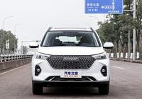 M6 Plus 2021 - mẫu SUV Trung Quốc giá 265 triệu, cạnh tranh với Honda CR-V