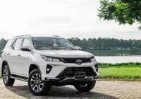 Toyota Fortuner 2022 sẽ rất sớm được ra mắt