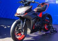 Chi tiết Yamaha F-155 - bản concept của Exciter thế hệ mới