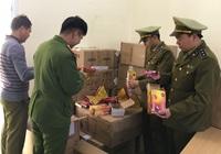 Thanh Hóa: Phát hiện 470 kg pháo nổ chuẩn bị tiêu thụ dịp Tết Tân Sửu