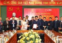 Thái Nguyên ký kết hợp tác tài trợ kinh phí lập Quy hoạch tỉnh và chuyển đổi số