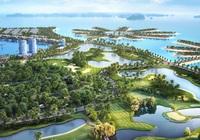 Dự án sân golf lớn nhất Quảng Ninh dự kiến khai thác trong tháng 6/2021
