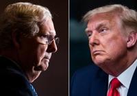 """Lãnh đạo đảng Cộng hòa """"phản bội"""" ông Trump"""
