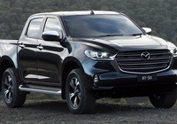 Mazda BT-50 2021 trình làng, giá chỉ từ 423 triệu đồng