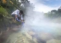 Dòng sông nóng nhất thế giới tại Amazon, sảy chân xuống là mất mạng ngay lập tức