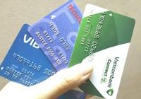 Khi nào các ngân hàng dừng phát hành thẻ từ?