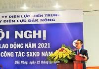 PC Đắk Nông: Hội nghị đại biểu Người lao động năm 2021 thành công tốt đẹp
