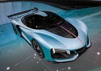 Siêu xe Hồng Kỳ S9 được chế tạo bằng sợi carbon, giá 35 tỷ đồng