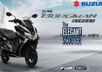 Suzuki Burgman Street sắp ra mắt tại Việt Nam, giá 49.5 triệu đồng