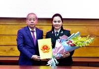 TT-Huế: Công bố quyết định bổ nhiệm 2 tân Phó Chánh Thanh tra tỉnh